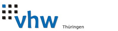 vhw Landesverband Thüringen Logo